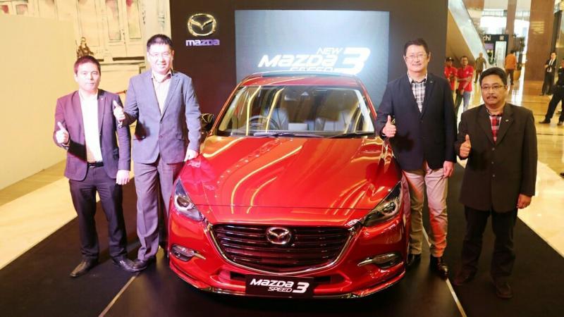 Mazda Indonesia lakukan recall terhadap model Mazda3