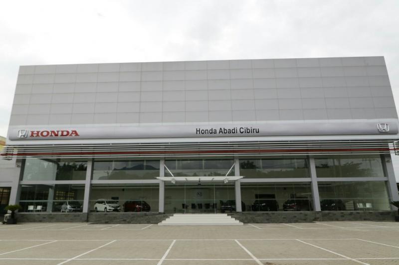 Dealer Honda Abadi Cibiru Bandung Timur menjadi dealer Honda yang ke-196 di Indonesia. (Foto : ist)