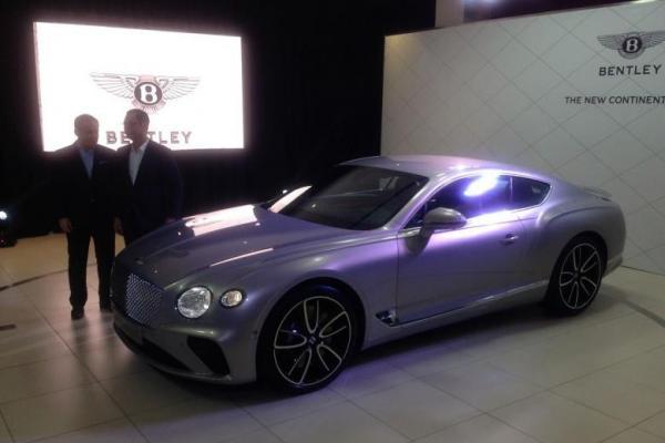 Indonesia menjadi negara pertama yang meluncurkan Bentley New Continental GT di Asia Tenggara