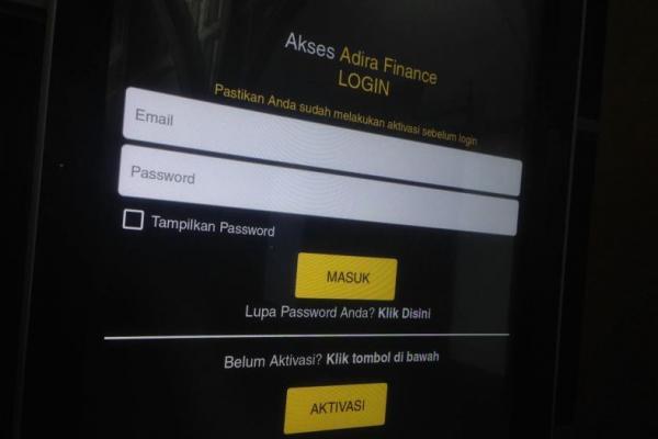 Aplikasi Akses Adira Finance tawarkan beragam kemudahan untuk konsumen