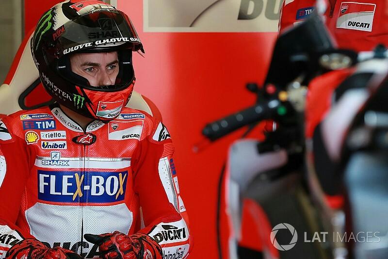 Jorge Lorenzo, siap fight di sisa musim bersama Ducati (foto: motorsport)