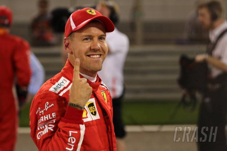 Sebastian Vettel pimpin klasemen sementara F1 2018 (foto; ist)