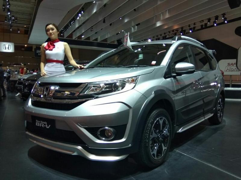 New Honda BR-V, tambah fitur jadi semakin Valuable (foto: anto)