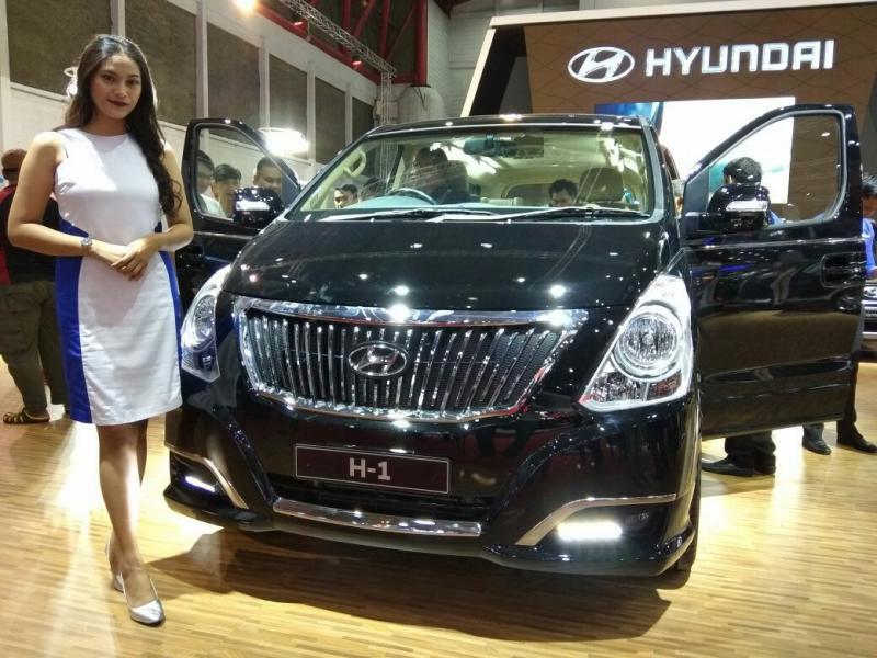 Hyundai H-1 Royale, tawarkan ergonomi maksimal berbalut kemewahan (foto: anto)