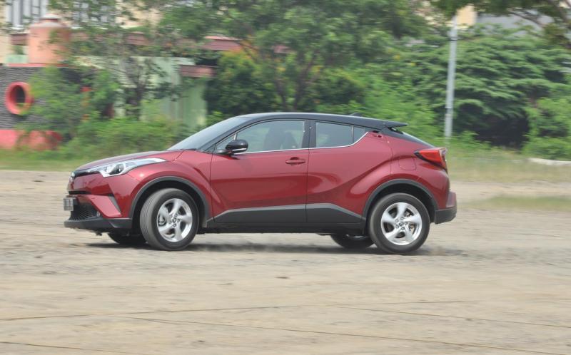 All New Toyota C-HR, produk hasil racikan Toyota New Global Architecture (TNGA)