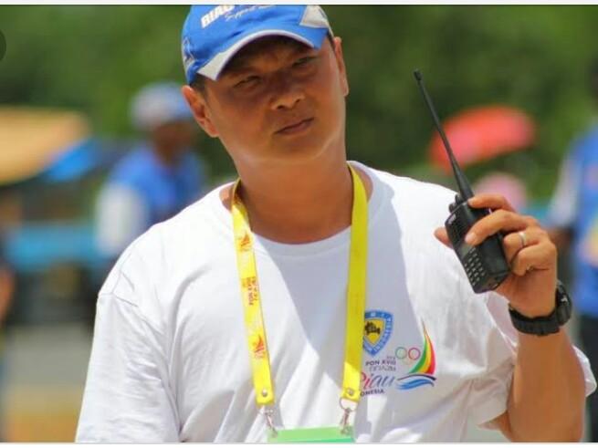 Eddy Horison, tidak dibolehkan bertugas di Sirkuit Sentul hingga 2018. (foto : ist)