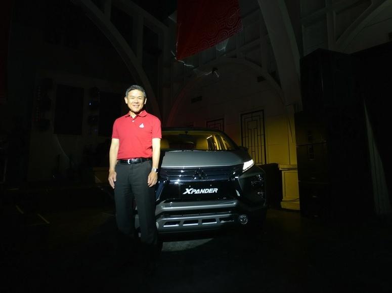 Kyoya Kondo, Mitsubishi siap aplikasi Teknologi PHEV