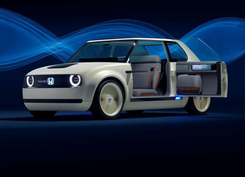 Honda semakin serius mewujudkan mobil listrik. (foto: Honda)