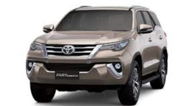 All New Toyota Fortuner termasuk yang terkena program recall. ( foto : ist)