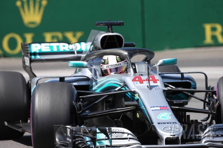 Lewis Hamilton gagal samai rekor Schumacher di Kanada (ist)