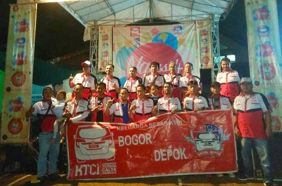 Komunitas Toyota Calya Indonesia berikan inspirasi kegiatan positif selama Ramadhan. (foto: ist)