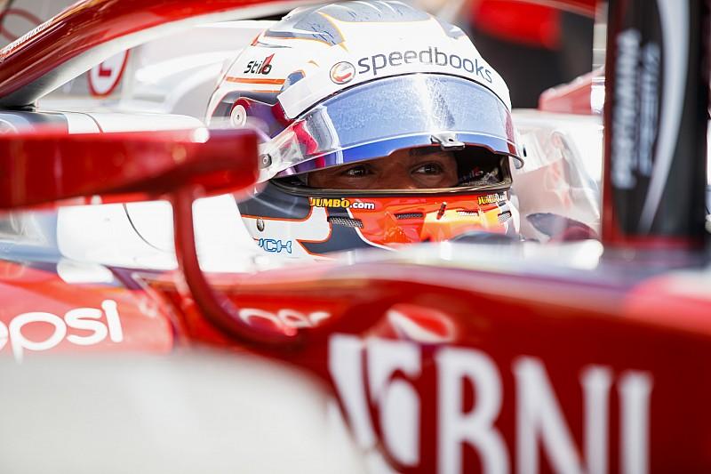 Nick de Vries menang di Paul Ricard, Sean Gelael justru terkendala teknis (ist)