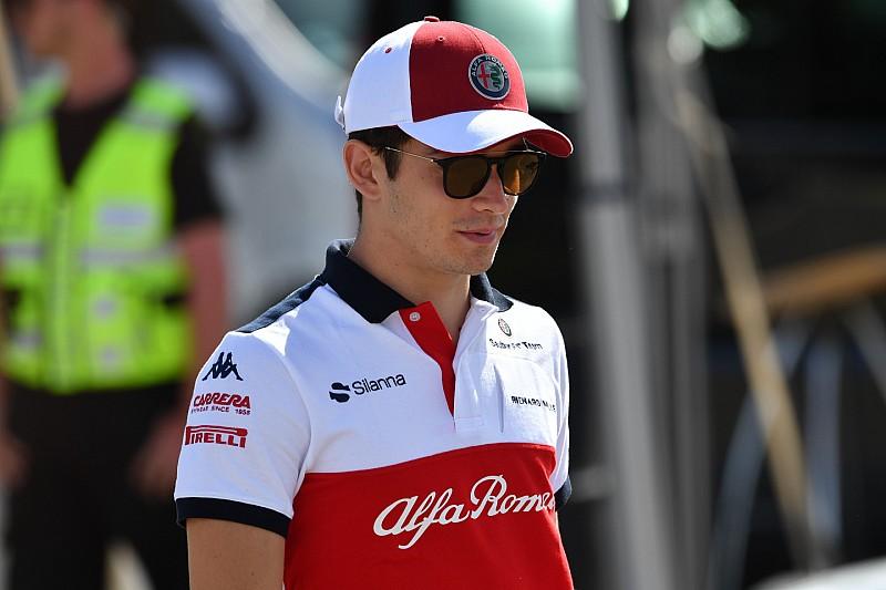 Charles Leclerc hanya ingin fokus balapan bersama Sauber (ist)