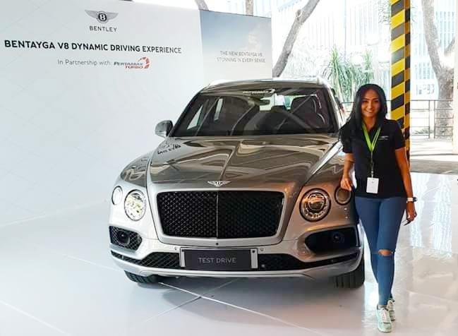 Bentley Bentayga, SUV Premium yang siap dijajal Mobilinanews di akhir pekan ini. (foto: Bentley Jakarta)