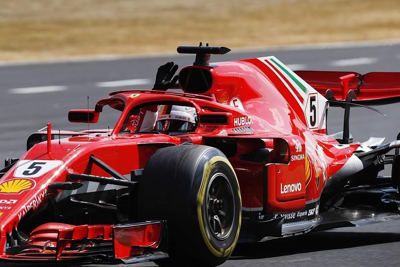 Menang di Silverstone, Vettel di puncak klasemen (ist)