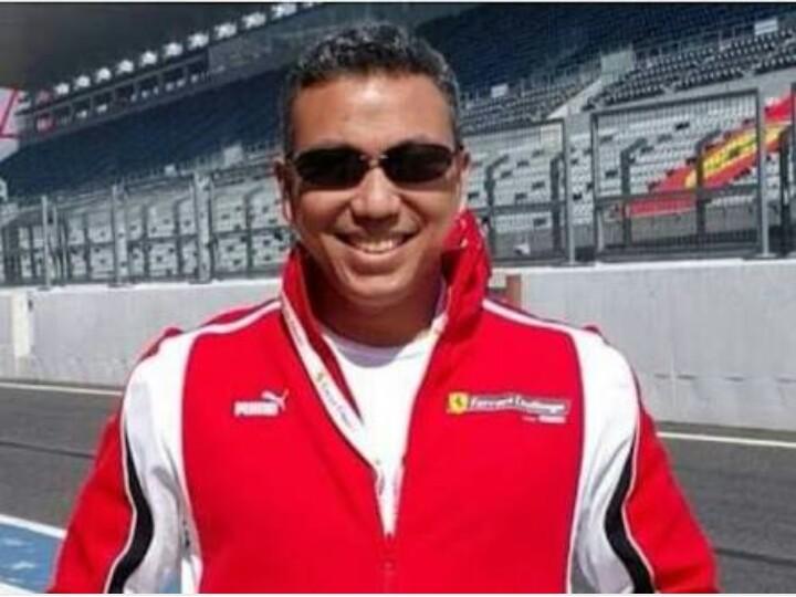 Renaldi Hutasoit, angkat pamor Indonesia Retro Race. (foto : ist)