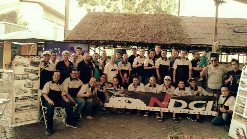 Halal Bi Halal Nitsan Datsun Club Indonesia