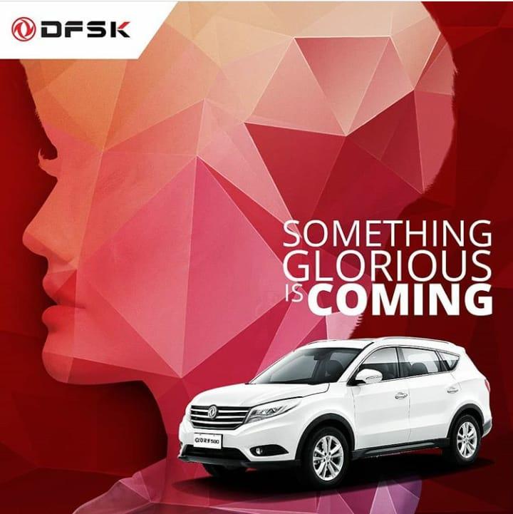 Agnes Monica Jadi Brand Ambassador Mobil Tiongkok DFSK Glory 580 ? (foto: DFSK)