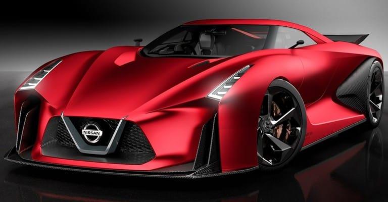 Nissan GT-R Vision 2020 Grand Turismo digadang jadi acuan desain generasi baru Nissan GT-R. (foto: ist)
