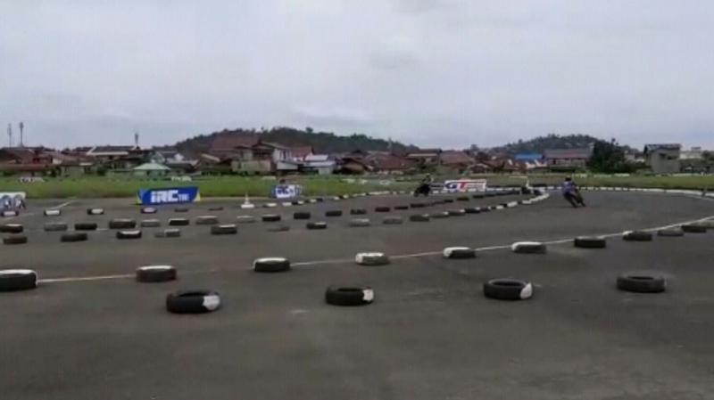 Eks bandara Temindung bakal jadi sirkuit balap motor