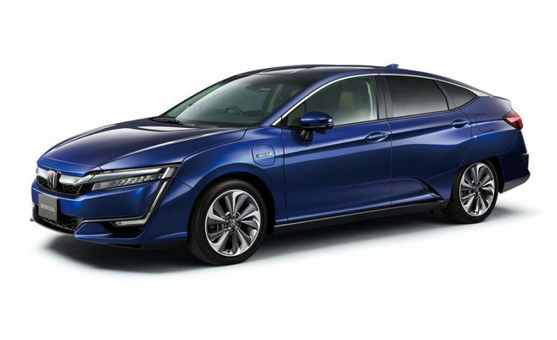 Honda Clarity Phev model Plug-In Hybrid hadir dgn 3 mode berkendara. (foto : ist)