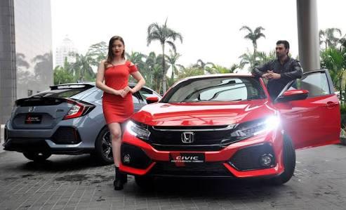 Honda Civic Hatchback Turbo kembali raih penghargaan. (foto: Honda)