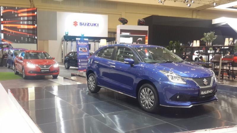 Suzuki akan tampilkan lini produk lengkap di GIIAS 2018. (foto: anto)