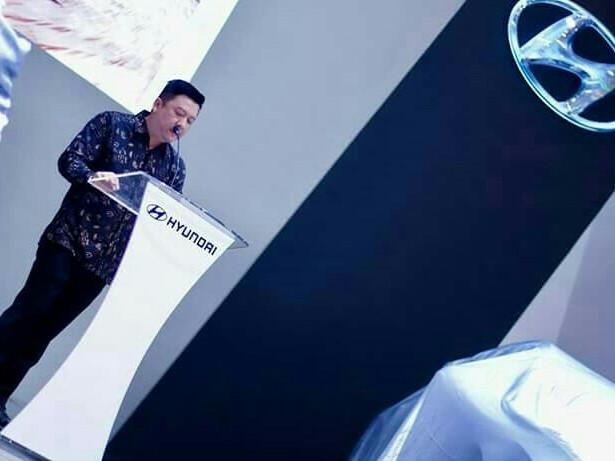 Hendrik Wiradjaja, Hyundai belum berencana bermain di segmen LCGC. (foto : BS)