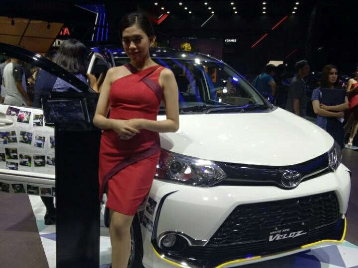 Avanza masih menjadi ujung tombak penjualan Toyota. (foto : budsan)