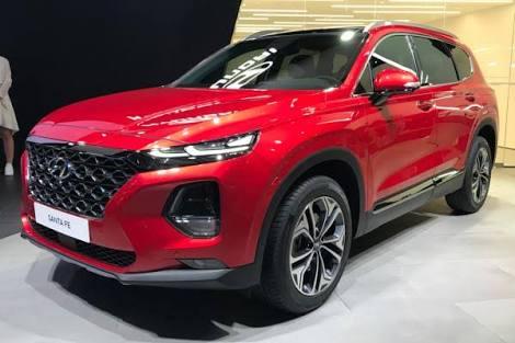 All New Hyundai Santa Fe jadi satu dari 10 mobil terbaik di Geneva Motor Show 2018. (foto: autoexpress)