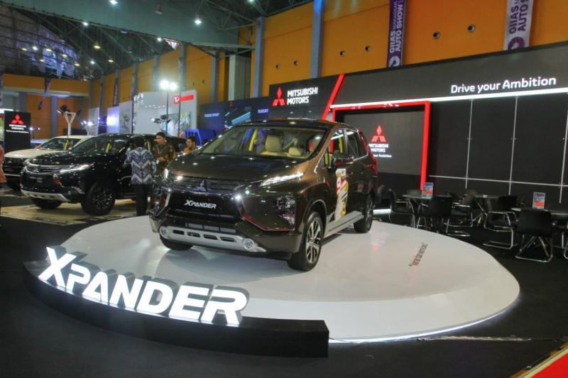 Mitsubishi Xpander Tons of Real Happiness akan hadir di kota Makassar. (foto: ist)