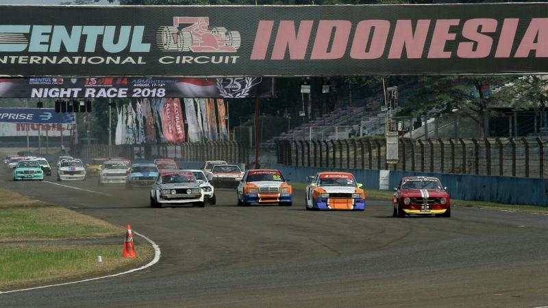 Indonesia Retro Race prediksi seri 1 baru akan bisa digelar Juni setelah Lebaran. (foto : ist)