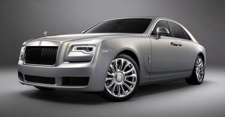 Rolls-Royce Silver Ghost Collection dibuat dalam Edisi Terbatas hanya 35 saja. (foto: Rolls-Royce)