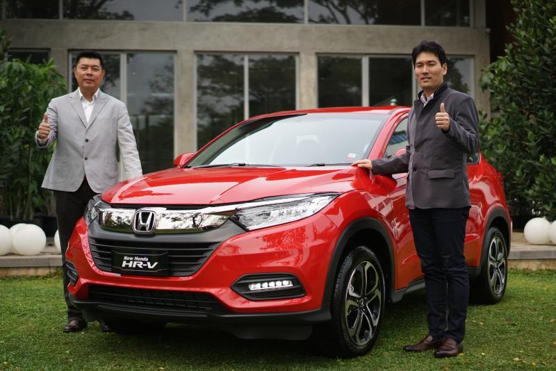 PT Honda Prospect Motor (HPM) percaya diri dengan New HR-V 1.5L E Special Edition