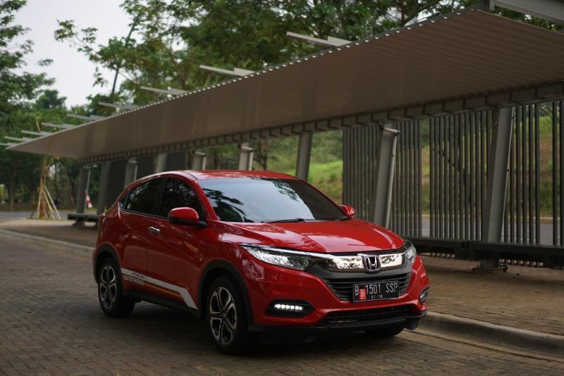 New Honda HR-V 1.5L E Special Edition tawarkan fitur yang lebih mewah