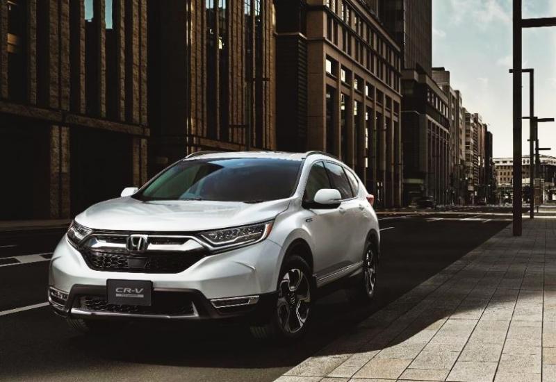 All New Honda CR-V tambah dua varian baru di Jepang. (foto: Honda)