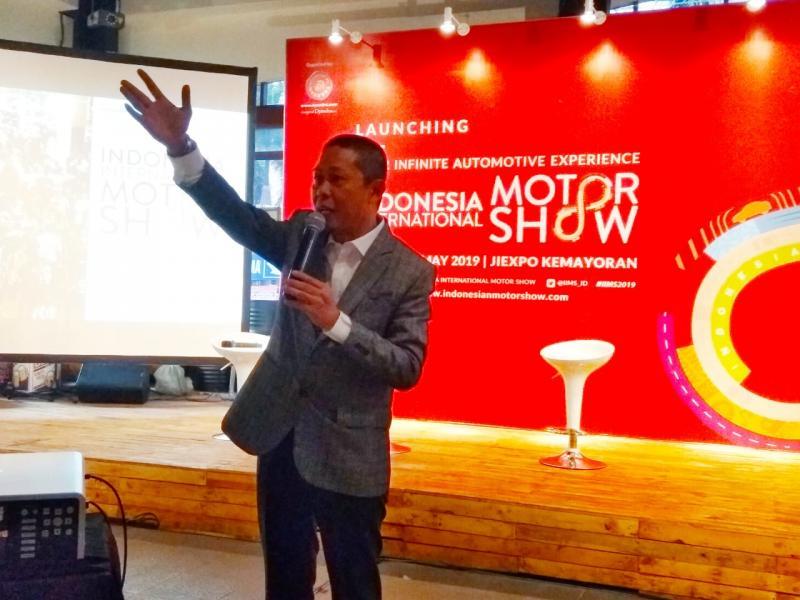 Kohen, IIMS 2019 disambut antusias tinggi oleh Agen Pemegang Merek. (foto: anto)
