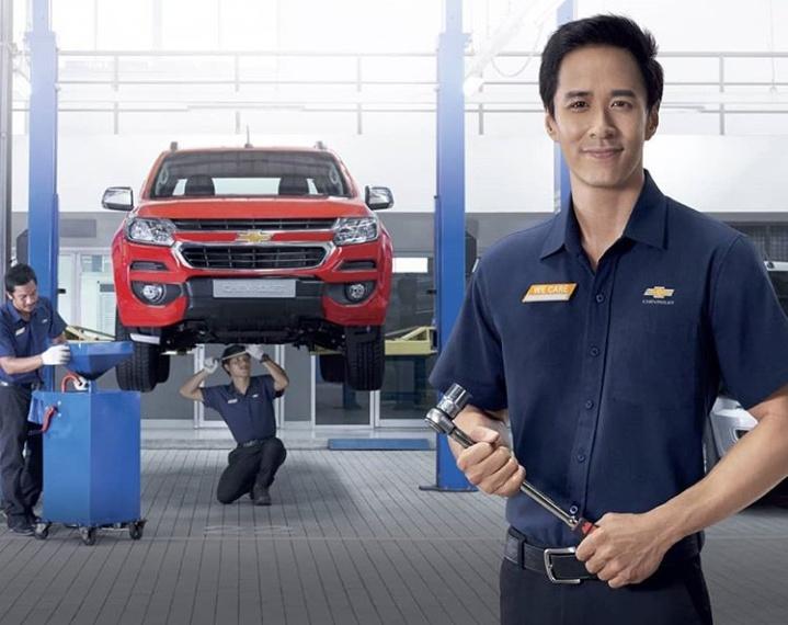 Program ini akan berlangsung sampai dengan 30 September 2018 bagi seluruh tipe dan tahun produksi kendaraan Chevrolet. (foto: Chevrolet)