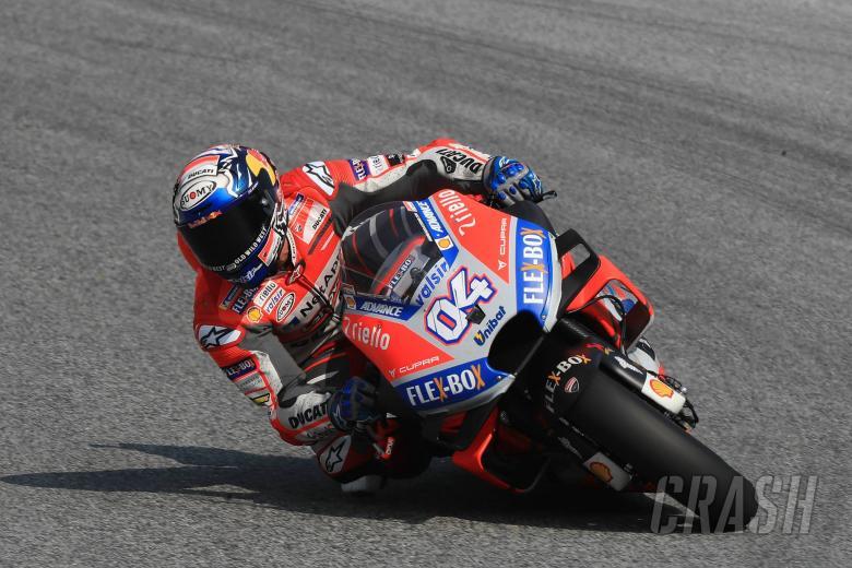 Dovizioso tercepat di FP1 dan FP2 MotoGP San Marino (ist)