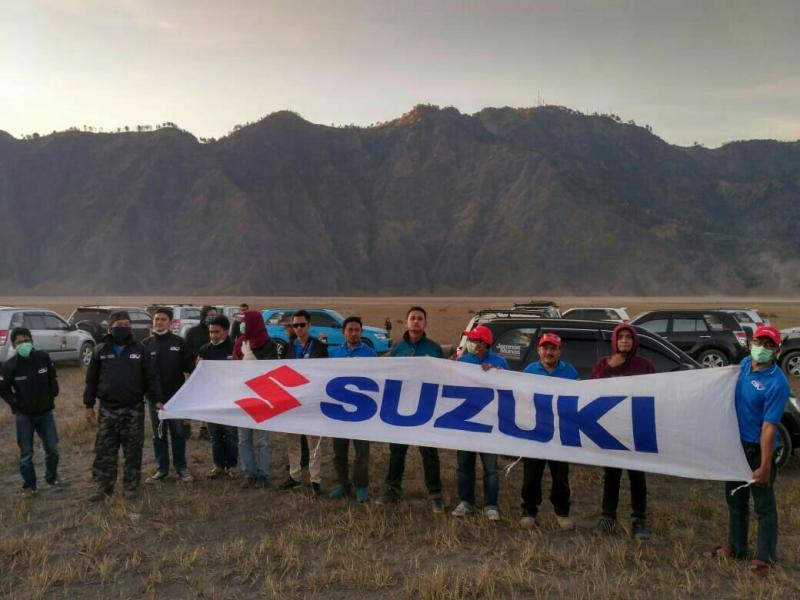 Munas dan Jamnas Suzuki Ertigamania di Malang, Jawa Timur. (foto : ist)