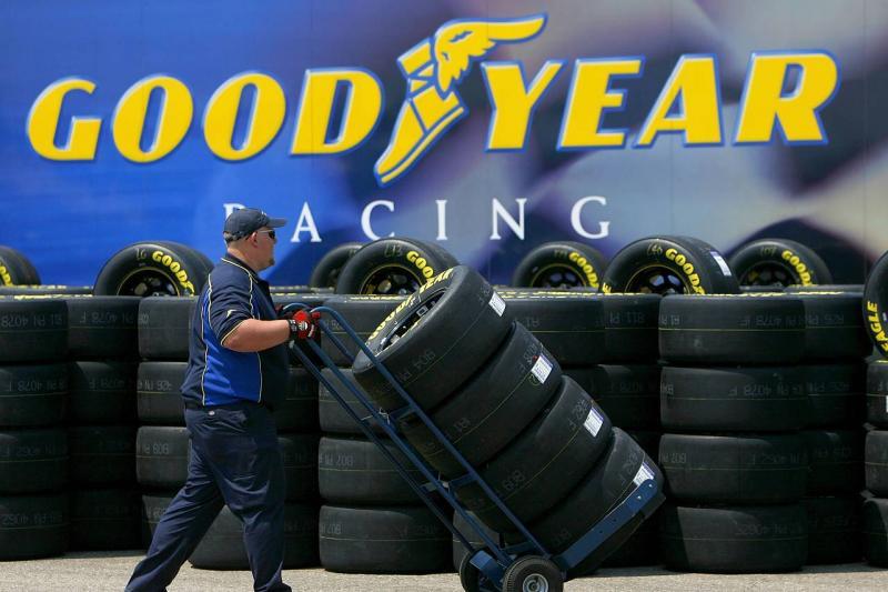 Goodyear identik dengan balapan khas Amerika Serikat, NASCAR. (foto: Goodyear)