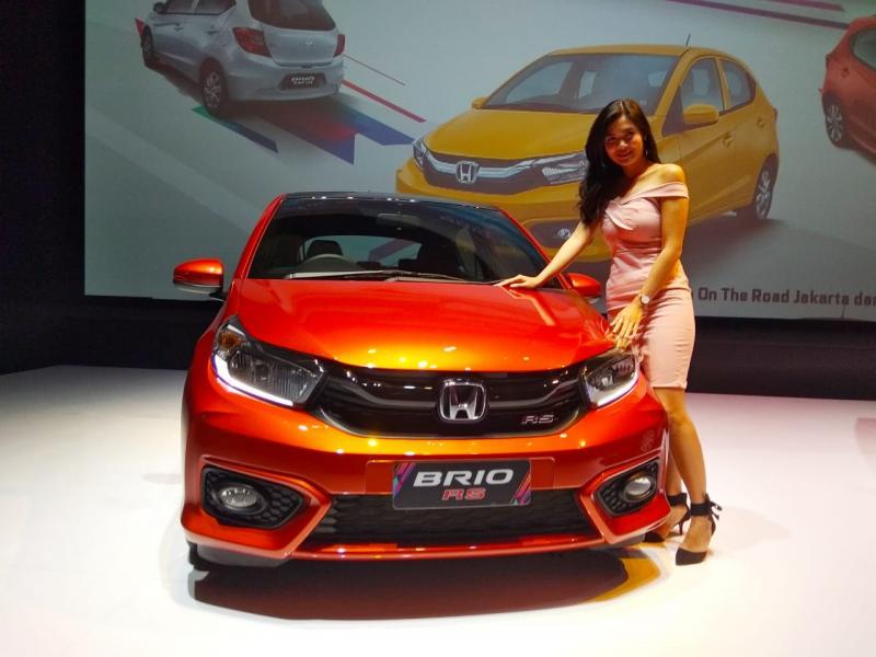 All New Honda Brio tawarkan paket lengkap. (foto: anto)