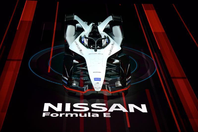 Nissan beli saham organisasi balap e.DAMS untuk perkuat kemitraan Formula E. (foto: Nissan)