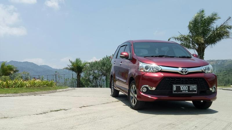 Avanza, pilihan nomer satu di kelas Low MPV Indonesia. (foto: Oji)