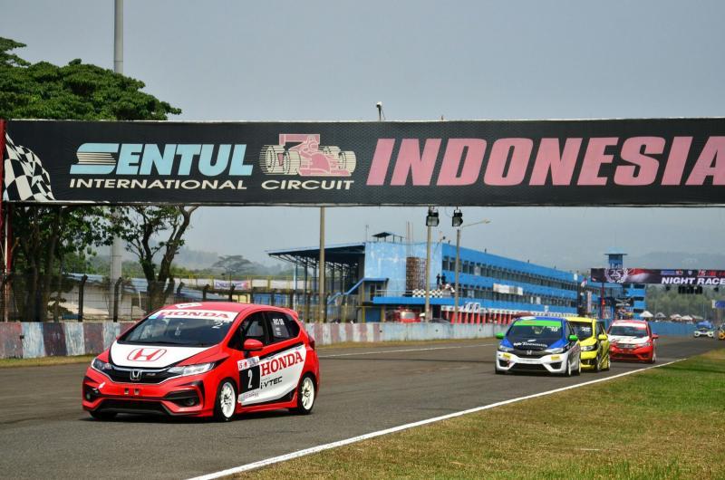 Rio SB dari Honda Racing Indonesia akan berusaha balas dendam. (foto : hpm)