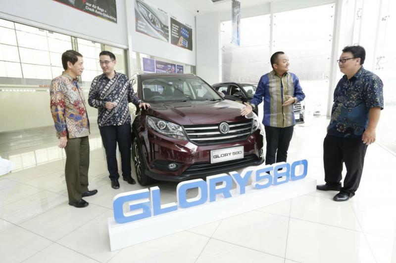Diler DFSK Amir Hamzah Medan Hadir Untuk Berikan Layanan ...