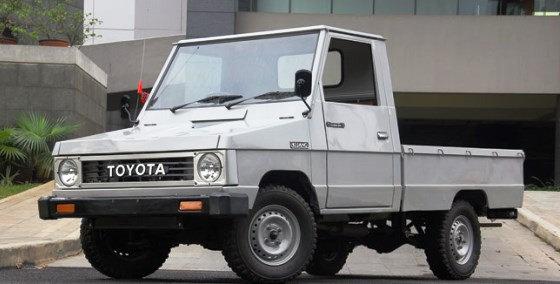Generasi Kedua Toyota Kijang Doyok mulai menyediakan versi bodi minibus. (Foto: TOYOTA - istimewa)