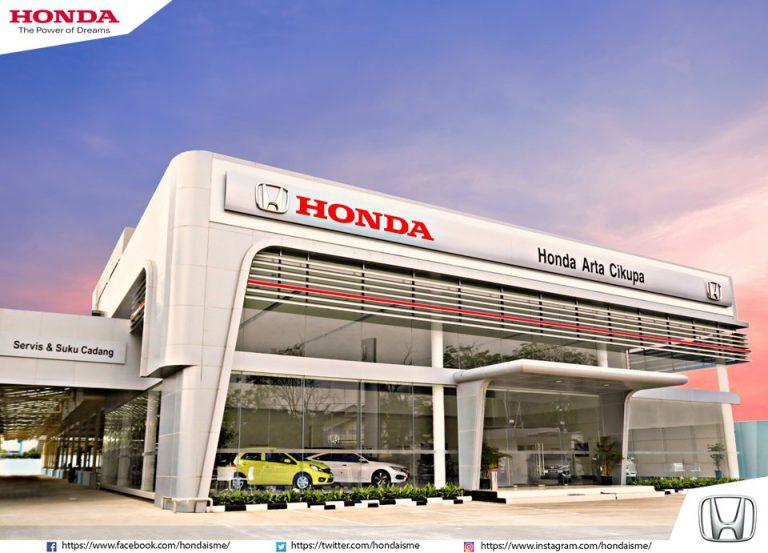 Honda Prospect Motor terus menambah jaringan diler resminya. (foto: HPM)
