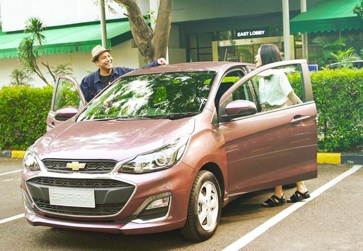 The New Chevrolet Spark menyasar anak muda generasi milenial. (foto: Chevrolet)