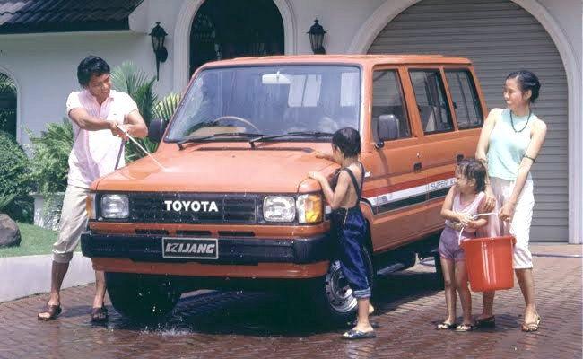 Kijang Super jadi pembuka kesuksesan mobil keluarga modern di Indonesia. (foto: TOYOTA - istimewa)